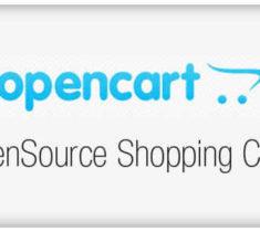 Open Cart — бесплатная CMS для интернет магазина