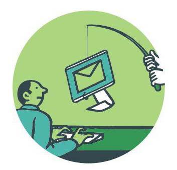 методы защиты информации - фишинг