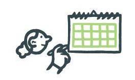 работа и отдых - временные рамки