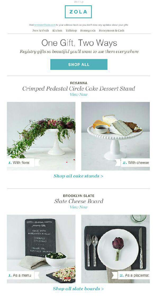 email маркетинг - zola 3