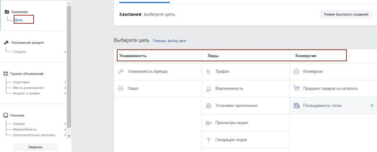 реклама фейсбук плейсмент