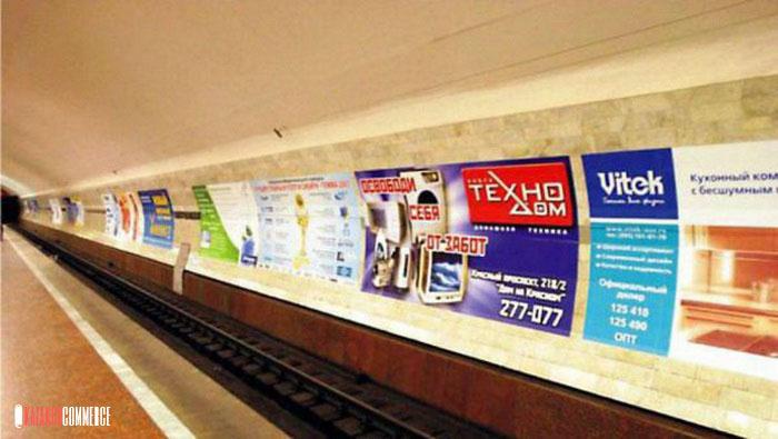 офлайн реклама - привлечение клиентов
